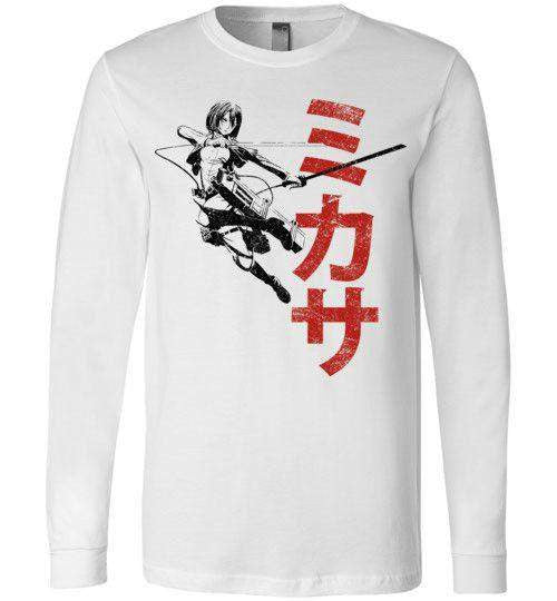 """Protect""-Anime Long Sleeves-Ddjvigo