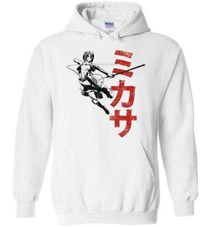 """Protect""-Anime Hoodies-Ddjvigo