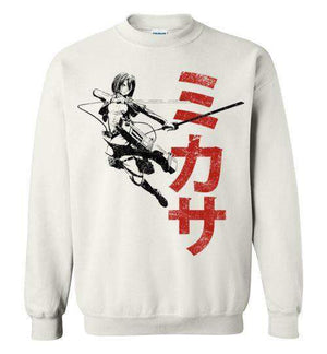 """Protect""-Anime Sweatshirts-Ddjvigo