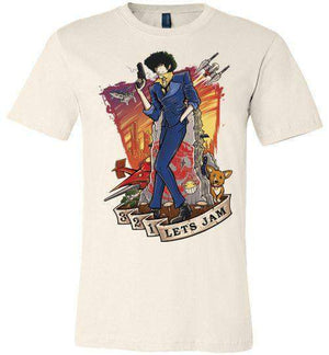 3,2,1 Let's Jam-Anime Shirts-TrulyEpic|Threadiverse