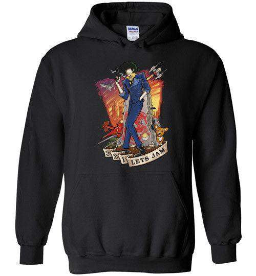 3,2,1 Let's Jam-Anime Hoodies-TrulyEpic|Threadiverse