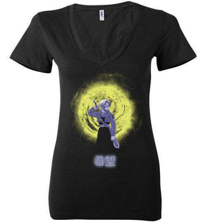 A Hope From The Future-Anime Women's V-Necks-Ddjvigo|Threadiverse