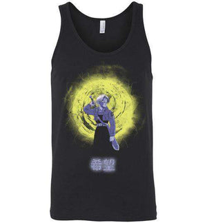 A Hope From The Future-Anime Tank Tops-Ddjvigo|Threadiverse
