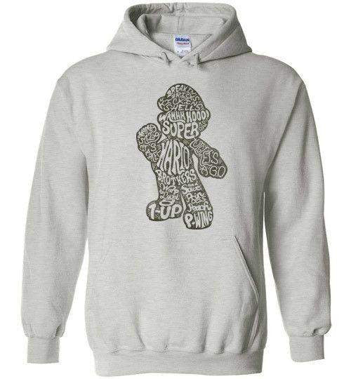 A Super Legacy-Gaming Hoodies-Punksthetic Designs|Threadiverse