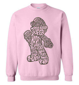 A Super Legacy-Gaming Sweatshirts-Punksthetic Designs|Threadiverse