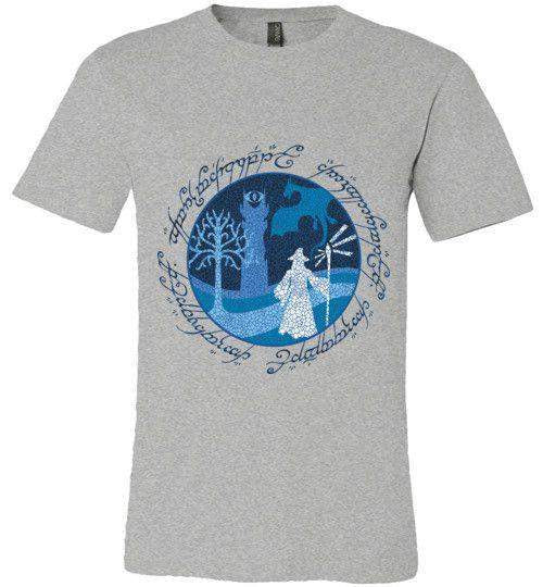 A Wise Man's Journey-Pop Culture Shirts-Kempo24|Threadiverse
