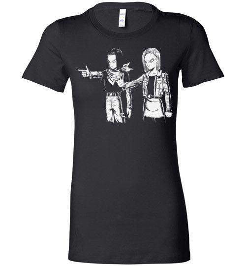 A-Fiction-Anime Women's Shirts-Ddjvigo|Threadiverse