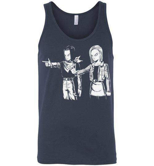 A-Fiction-Anime Tank Tops-Ddjvigo|Threadiverse