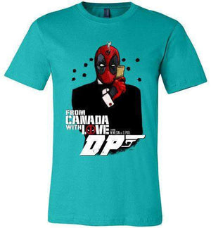 Agent Deadpool-Comics Shirts-Demonigote|Threadiverse