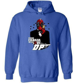 Agent Deadpool-Comics Hoodies-Demonigote|Threadiverse