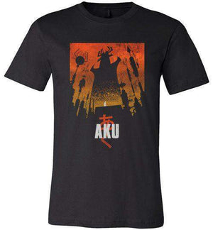 Aku-Animation Shirts-CoD (Create Or Destroy) Designs|Threadiverse