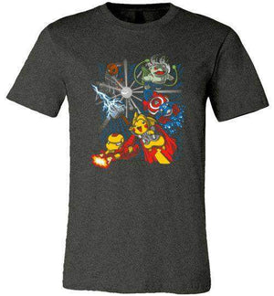 Avengermons-Gaming Shirts-Punksthetic Designs|Threadiverse