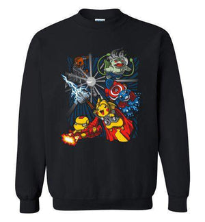 Avengermons-Gaming Sweatshirts-Punksthetic Designs|Threadiverse