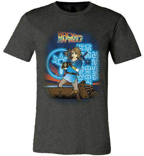 Back To Hyule-Gaming Shirts-Kempo24|Threadiverse
