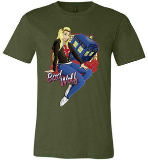 Bad Wolf-Pop Culture Shirts-TrulyEpic|Threadiverse