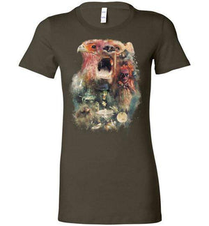 Banjo-Gaming Women's Shirts-Barrett Biggers|Threadiverse