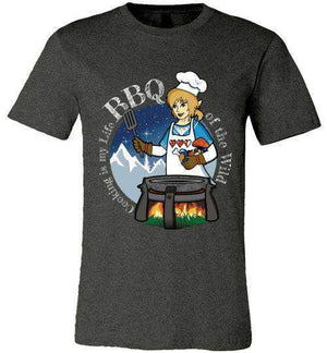 BBQ Of The Wild-Gaming Shirts-Kempo24|Threadiverse