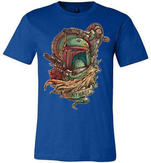 The Bounty Hunter-Pop Culture Shirts-JML2Art|Threadiverse