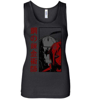 Brothers-Anime Women's Tank Tops-Ddjvigo|Threadiverse