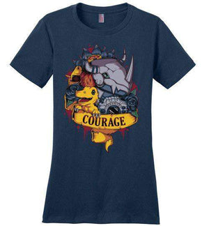 Courage Power - 01