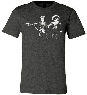 Cowboy Fiction-Anime Shirts-Ddjvigo|Threadiverse