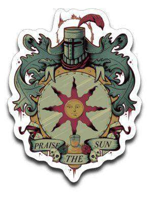 Crest Of Solaire-Decals-Typhoonic Artwork|Threadiverse