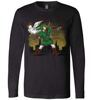 Cuckoo Thrower-Gaming Long Sleeves-Punksthetic Designs|Threadiverse