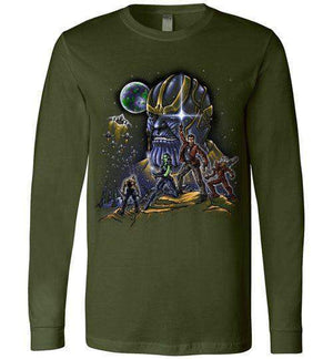 Dance Wars-Comics Long Sleeves-Punksthetic Designs|Threadiverse