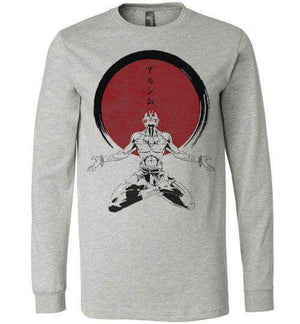 Dhalsim Zen-Gaming Long Sleeves-Ddjvigo|Threadiverse