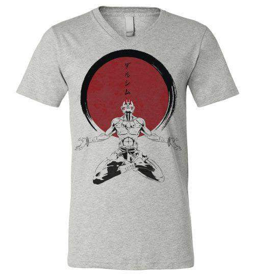 Dhalsim Zen-Gaming Shirts-Ddjvigo|Threadiverse