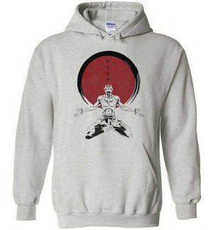 Dhalsim Zen-Gaming Hoodies-Ddjvigo|Threadiverse