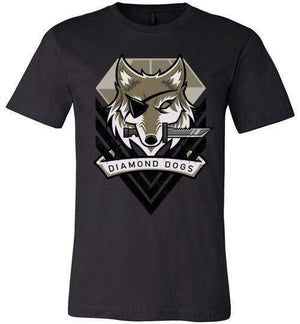 Diamond Dogs-Gaming Shirts-TrulyEpic|Threadiverse
