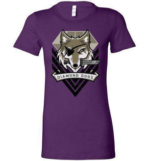 Diamond Dogs-Gaming Women's Shirts-TrulyEpic|Threadiverse