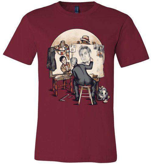 Doctor Rockwell-Pop Culture Shirts-Creative Outpouring|Threadiverse