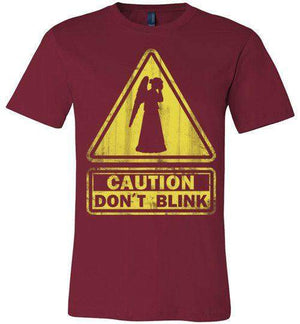 Don't Blink-Pop Culture Shirts-Ddjvigo|Threadiverse