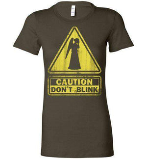 Don't Blink-Pop Culture Women's Shirts-Ddjvigo|Threadiverse