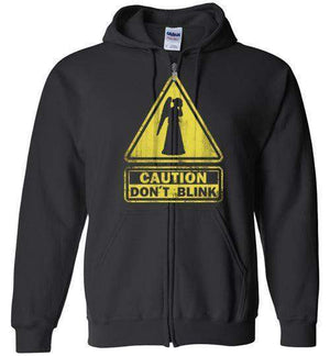 Don't Blink-Pop Culture Hoodies-Ddjvigo|Threadiverse