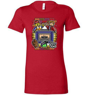 Everything Is Awesome Vol. 1-Comics Women's Shirts-Punksthetic Designs|Threadiverse