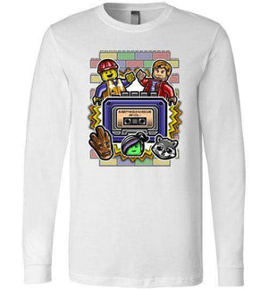 Everything Is Awesome Vol. 1-Comics Long Sleeves-Punksthetic Designs|Threadiverse