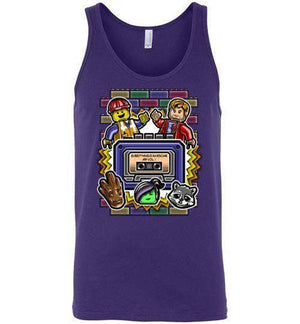 Everything Is Awesome Vol. 1-Comics Tank Tops-Punksthetic Designs|Threadiverse
