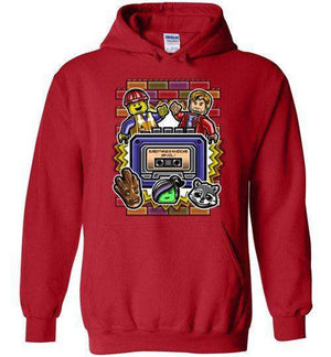 Everything Is Awesome Vol. 1-Comics Hoodies-Punksthetic Designs|Threadiverse