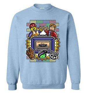 Everything Is Awesome Vol. 1-Comics Sweatshirts-Punksthetic Designs|Threadiverse