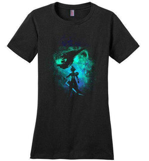 Ex Soldier-Gaming Women's Perfect Weight Shirts-Donnie Illustrateur|Threadiverse