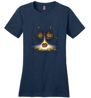 Fall Of The Moon-Gaming Women's Perfect Weight Shirts-Barrett Biggers|Threadiverse