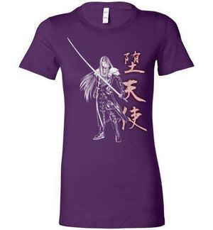 Fallen Angel-Gaming Women's Shirts-Ddjvigo|Threadiverse