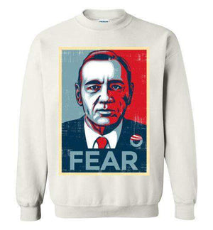 FEAR-Pop Culture Sweatshirts-CoD (Create Or Destroy) Designs|Threadiverse