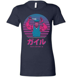 Fighting With Style-Gaming Women's Shirts-Ddjvigo|Threadiverse