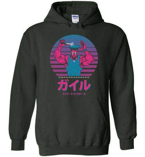 Fighting With Style-Gaming Hoodies-Ddjvigo|Threadiverse