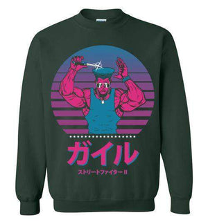 Fighting With Style-Gaming Sweatshirts-Ddjvigo|Threadiverse
