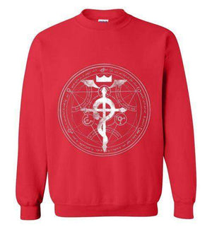 FMA-Anime Sweatshirts-Wimido|Threadiverse